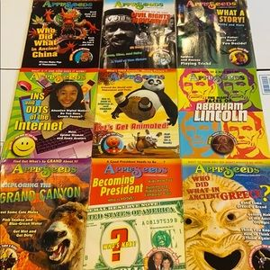 9 APPLESEEDS Magazines For Kids Upper Elementary